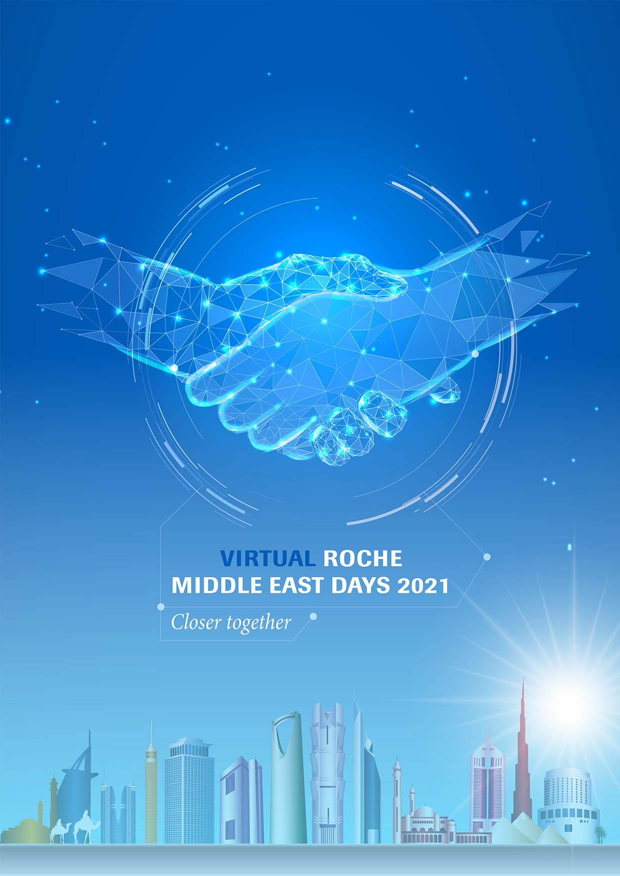 Virtual Roche Middle East Days 2021